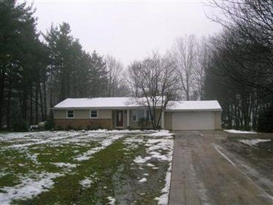 3152 Gault Rd North Jackson Oh 44451 Zillow