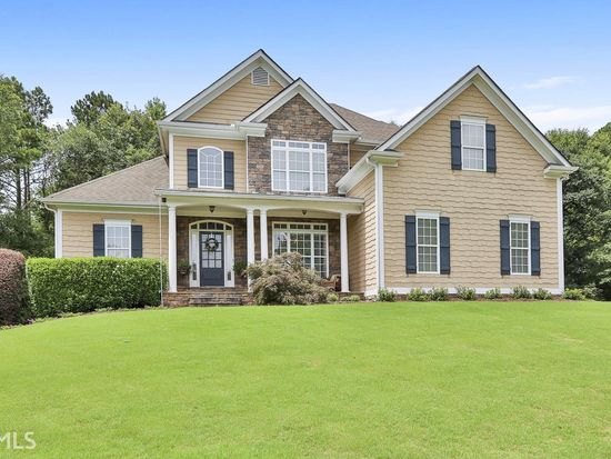 100 Compton Dr Fayetteville Ga 30215 Mls 8817179 Zillow