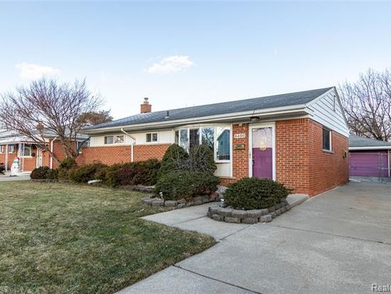 8450 Norborne Ave Dearborn Heights Mi 48127 Zillow