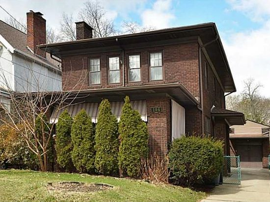 106 Carnegie Pl Pittsburgh Pa 15208 Zillow