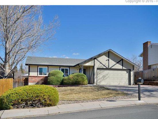 5030 Bunk House Ln Colorado Springs Co 80917 Zillow