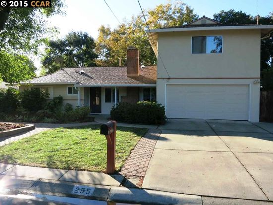 255 Jeanne Dr Pleasant Hill Ca 94523 Zillow