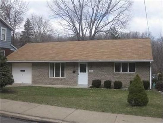 3724 East St Pittsburgh Pa 15214 Zillow