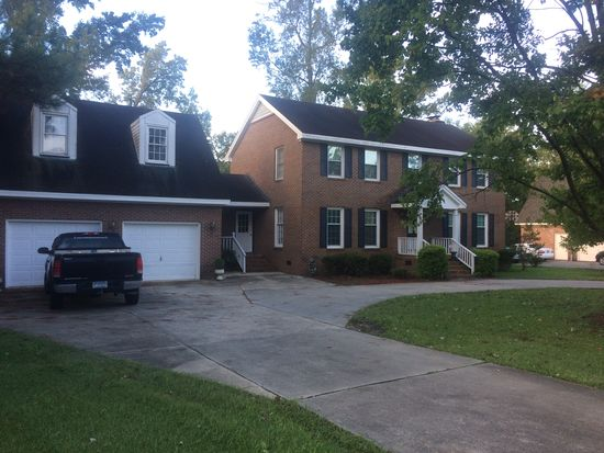 4308 country club dr n wilson nc 27896 zillow for Bath remodel wilson nc