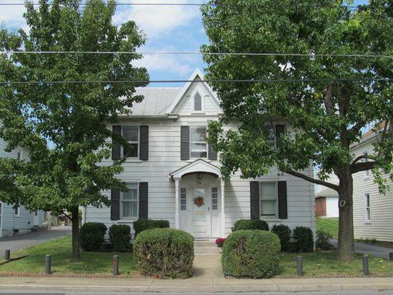 West Virginia · Martinsburg · 25401; 743 Winchester Avenue