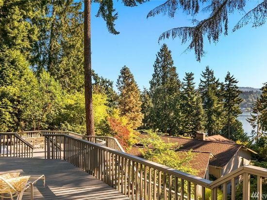 5452 E Mercer Way, Mercer Island, WA 98040 | Zillow