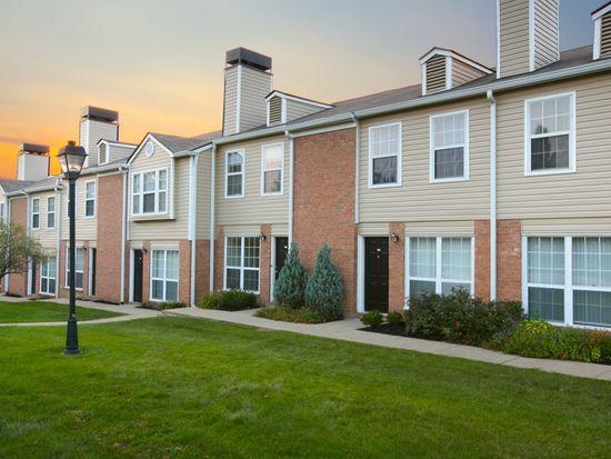 ... Williamsburg Townhomes Rental Homes