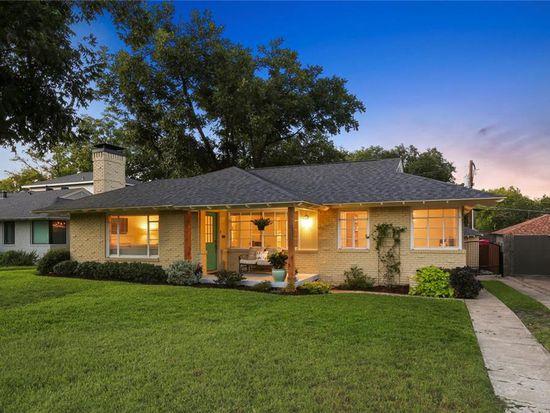 Superb 6531 Winton St Dallas Tx 75214 Zillow Home Interior And Landscaping Ponolsignezvosmurscom