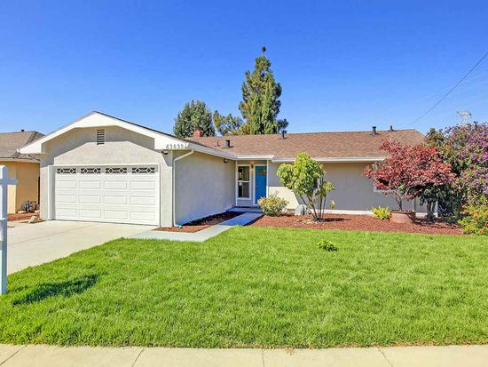 43639 Montrose Ave Fremont Ca 94538 Zillow