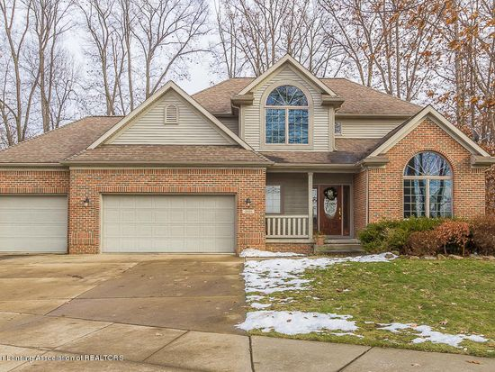 2610 Little Hickory Dr, Lansing, MI 48911 | Zillow