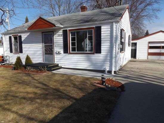 1516 E Pauline St, Appleton, WI 54911 | Zillow