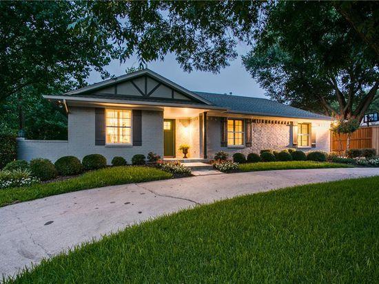 Terrific 2620 Pearson Dr Dallas Tx 75214 Zillow Home Interior And Landscaping Ponolsignezvosmurscom