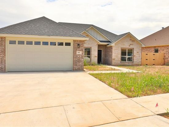 7501 Olive Grove Abilene Tx 79606 Zillow