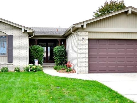 39608 Timberlane Dr Sterling Heights Mi 48310