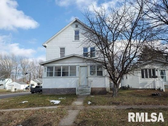 800 20th St East Moline Il 61244 Zillow