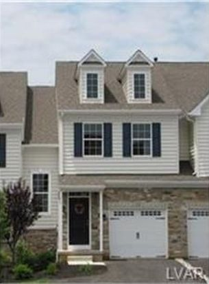 330 Pennycress Rd Allentown Pa 18104 Townhouses For