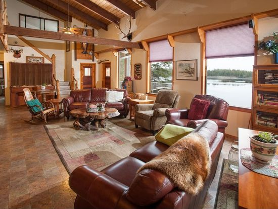 Rock Haven Ak Fishing Lodge Coffman Cove Ak 99918 Zillow