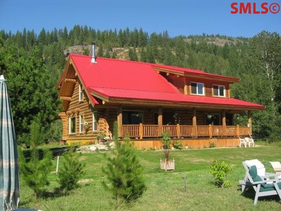 4672 Upper Pack River Rd Sandpoint Id 83864 Zillow