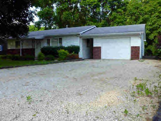 3701 Crestwood Circle Dr, Danville, IL 61832