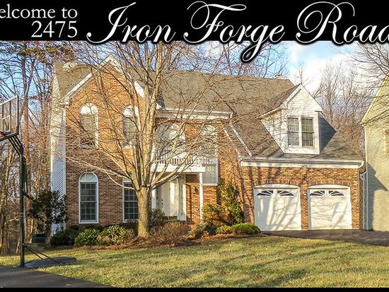 Captivating 2475 Iron Forge Rd, Herndon, VA 20171 | Zillow