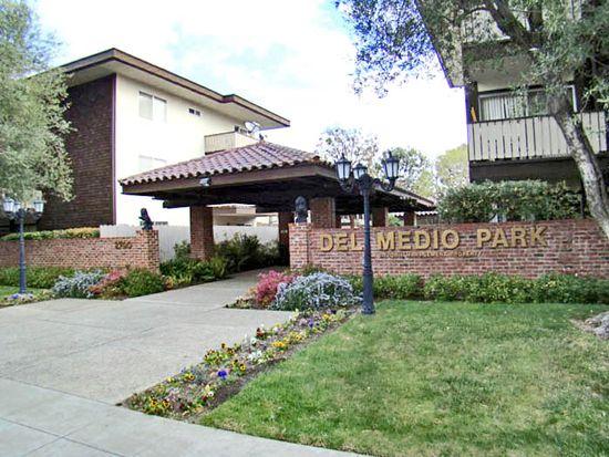 California · Mountain View · 94040; Del Medio Gardens