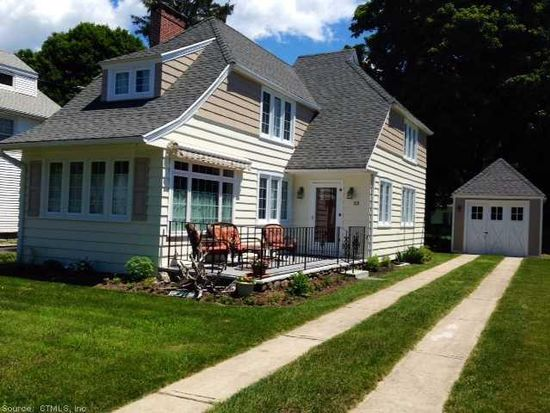 33 Woodlawn Ave Madison Ct 06443 Zillow