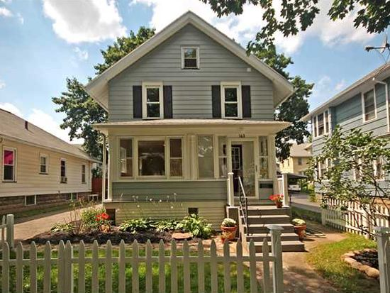 143 Arbordale Ave Rochester Ny 14610 Zillow