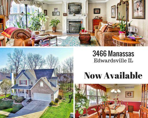 3466 Manassas Dr, Edwardsville, IL 62025 | Zillow