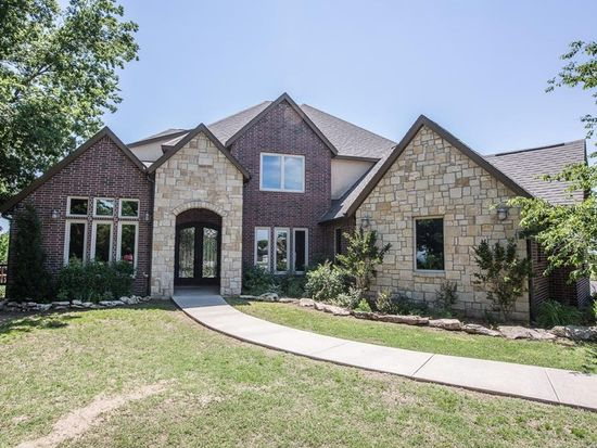 6301 s ridgeview rd owasso ok 74055 zillow for Public swimming pools in owasso ok