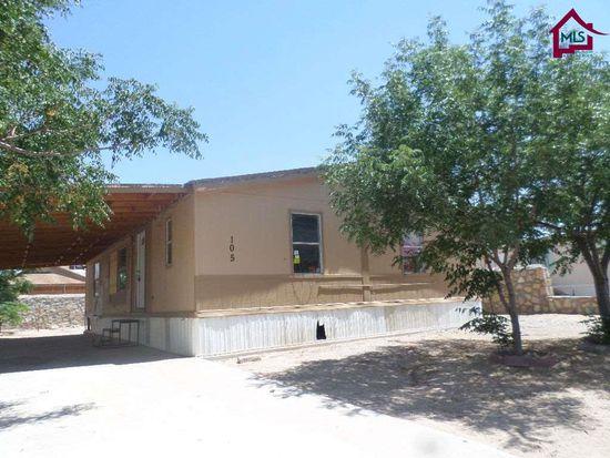 105 Hondo Dr Sunland Park NM 88063
