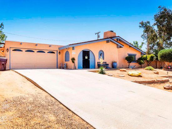 California · Yucca Valley · 92284; 58769 La Mirada Trl
