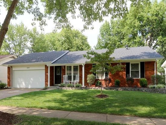 1219 dorne dr manchester mo 63021 zillow