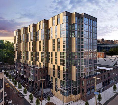 New Jersey Hoboken 07030 Vine Luxury Apartments
