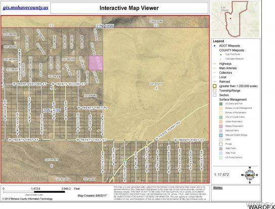 Dolan Springs Arizona Map.10 Acres Ocitillo Ofc Of Dolan Springs Az 86441 Zillow