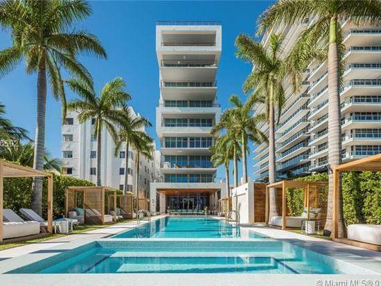Florida Miami Beach 33140 Oceanfront 3651 Collins Avenue