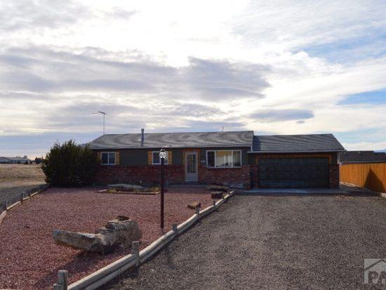 250 W Baldwyn Dr Pueblo West Co 81007 Zillow