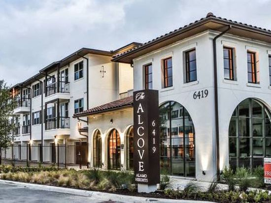 Alcove at alamo heights apartments san antonio tx zillow for Zillow apartments san antonio