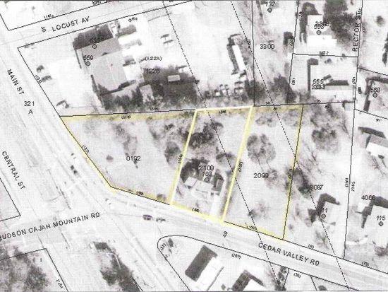 Hudson Nc Map.103 Cedar Valley Rd Hudson Nc 28638 Zillow