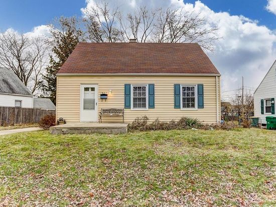 1837 rainbow dr dayton oh 45420 zillow malvernweather Images