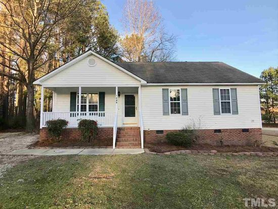 1498 Rock Pillar Rd, Clayton, NC 27520 | Zillow Mobile Home Exterior Improvements Rock Pillars on