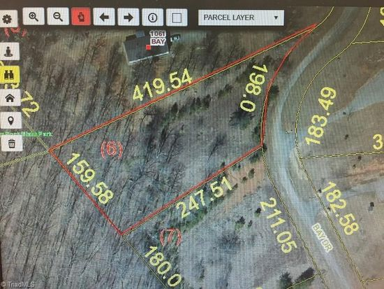 Walnut Cove Nc Map.1035 Bay Dr Walnut Cove Nc 27052 Mls 850714 Zillow