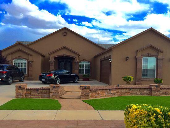11400 Patricia Ave El Paso Tx 79936 Zillow