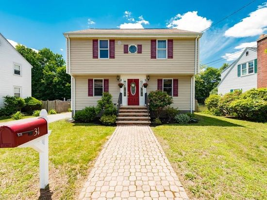 31 Wesson Ave Quincy Ma 02169 Zillow