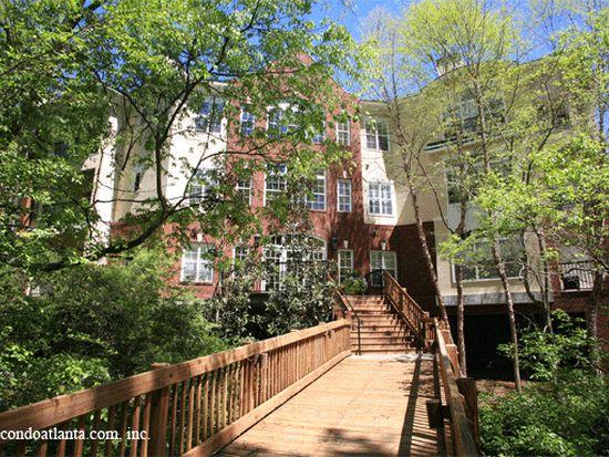 Georgia · Atlanta · 30305 · Garden Hills; Brookside Garden Hills  Condominiums