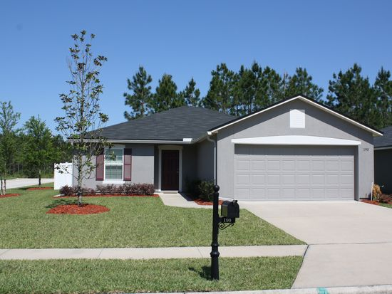 190 N Aberdeenshire Dr Saint Johns Fl 32259 Zillow