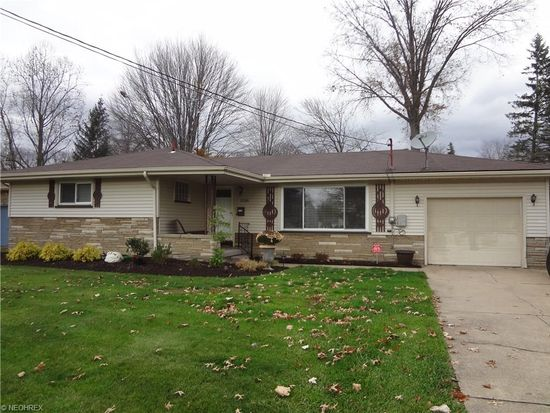 1536 dodge dr nw warren oh 44485 zillow for Home builders northwest ohio