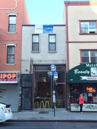 687 Manhattan Ave Brooklyn