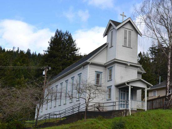 420 Church St, Scotia, CA 95565 | Zillow