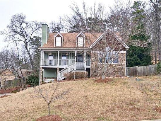 Pleasing 24 Laurel Way Ne White Ga 30184 Zillow Home Interior And Landscaping Pimpapssignezvosmurscom