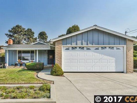 2550 Shamrock Dr, San Pablo, CA 94806 | Zillow
